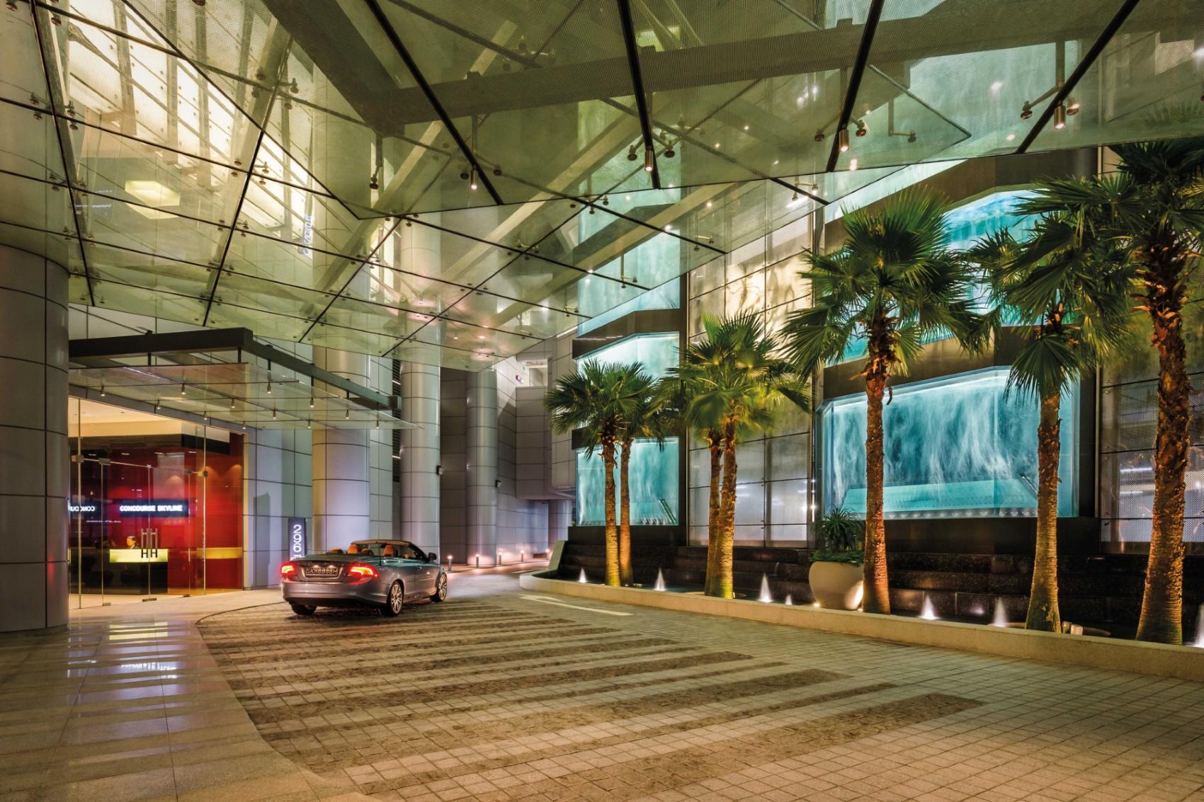 Concourse Skyline image