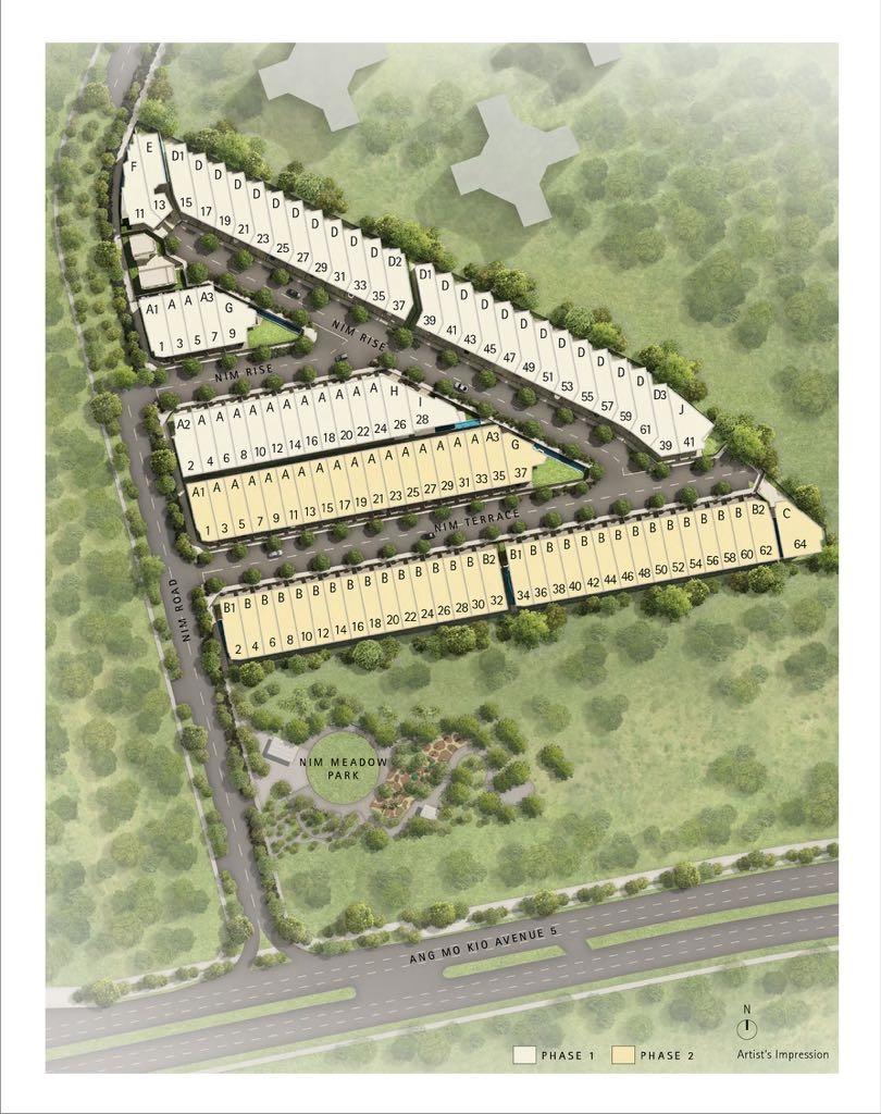 Nim Collection site plan